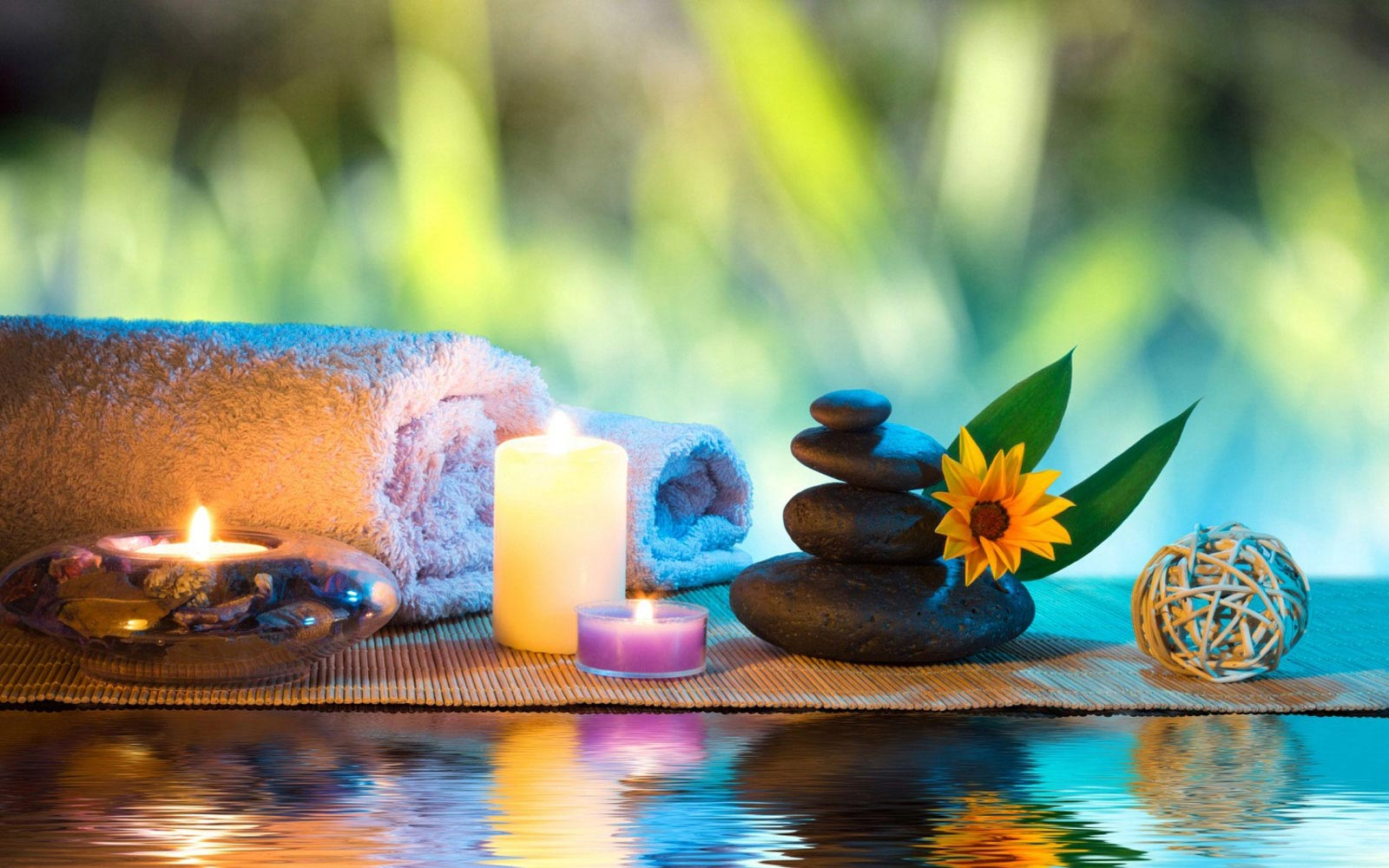 Luxury Nail Spa Services